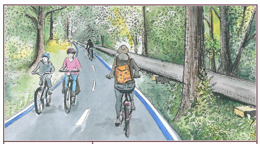 Radschnellweg Neckartal