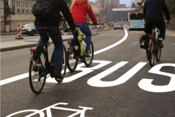 Petition unterschreiben: Umweltspur auf dem östlichen Altstadtring