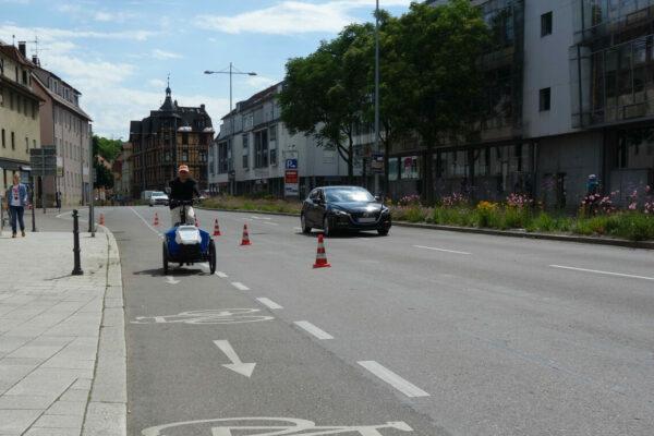 Mehr Tempo für Radverkehrsförderung