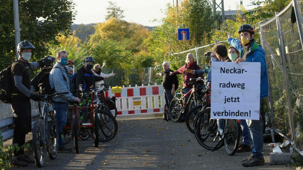 Neckartalradweg jetzt verbinden